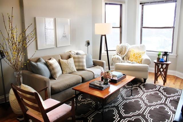 7 Cara Mudah Buat Ruang Tamu Terlihat Mewah