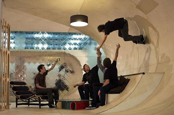 Rumah Skateboard, USA