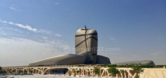 King Abdulaziz Center for World Culture, Pusat Kebudayaan Terbesar di Arab Saudi