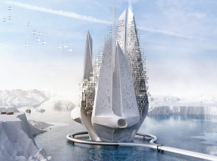 Unik, Inilah Gedung Yang Mampu Membersihkan Alam Sekitar