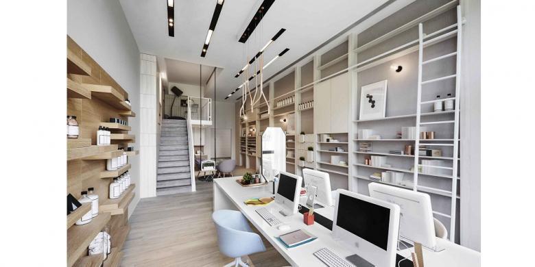 4 Cara Membuat Kantor Di Rumah Anda
