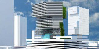 Desain Bangunan Multifungsi Berbasis TOD Cawang Karya Mahasiswi UI
