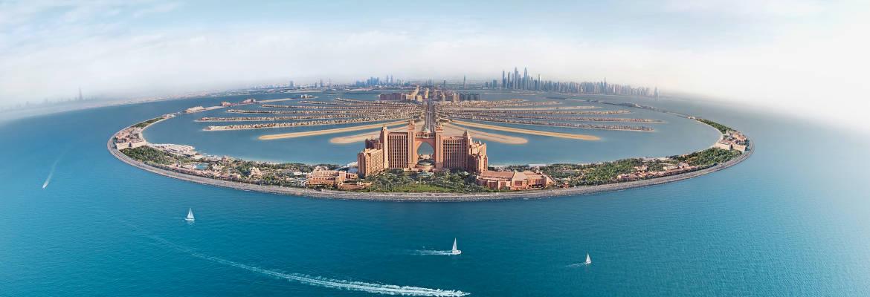 Atlantis The Palm Hotel, Dubai, UEA