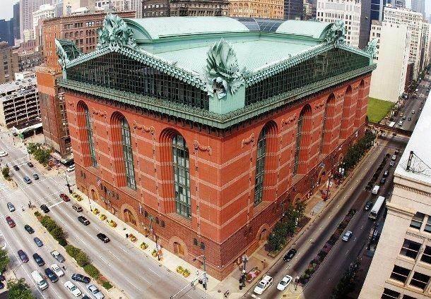Harold Washington Library, Chicago, Illinois