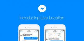 live location messenger
