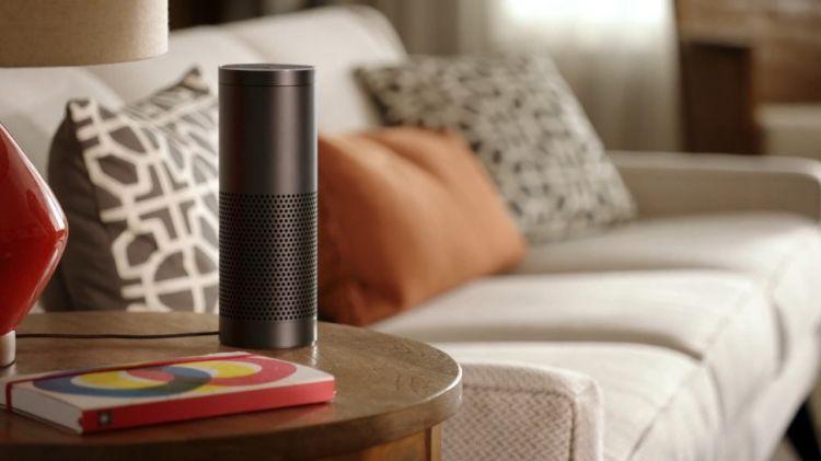 Perangkat mata-mata Amazon Echo