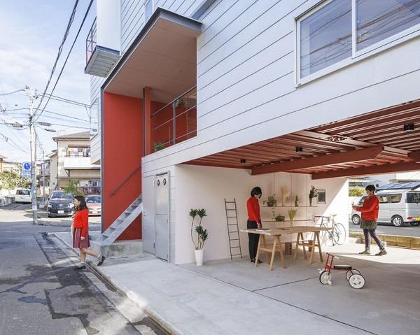 Inilah Apartemen yang Mampu Optimalkan Cahaya dan Udara