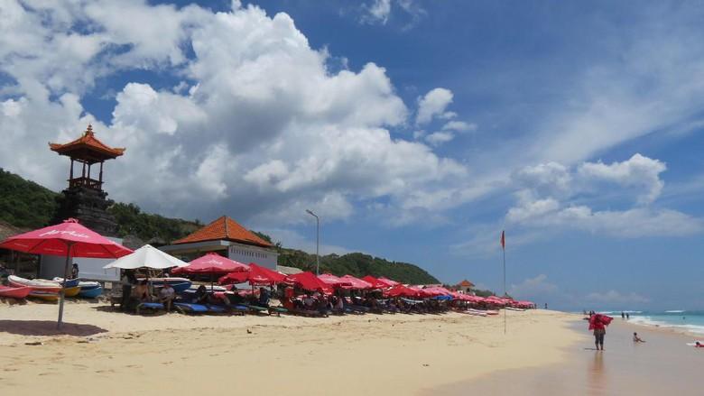 Pantai Pandawa di Bali