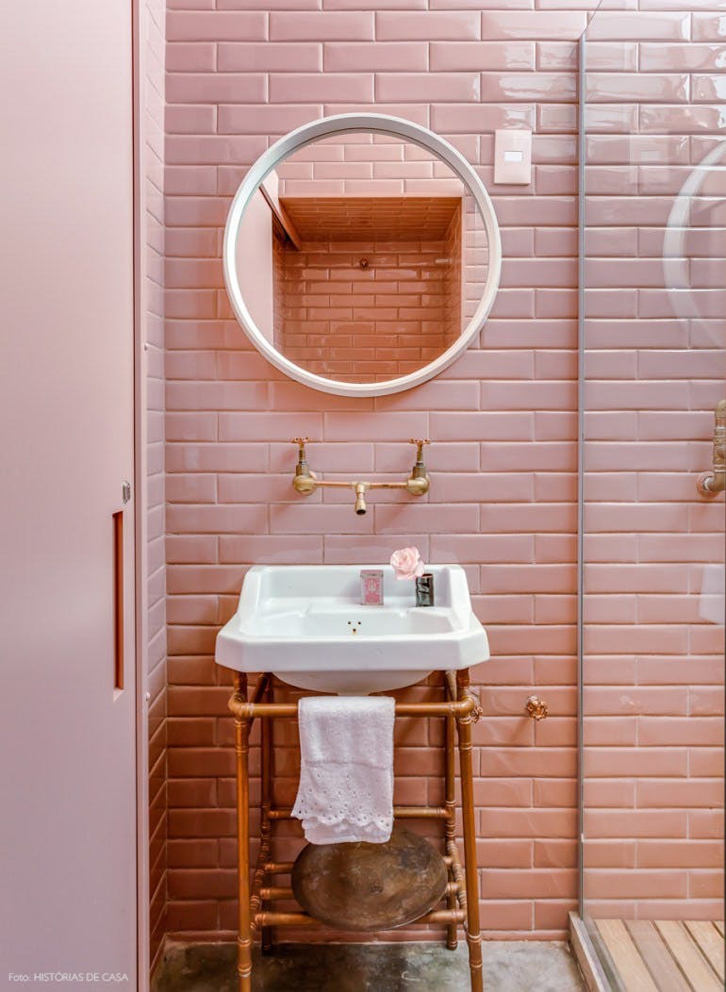 Warna Dusty Pink Cocok  Diterapkan di Rumah