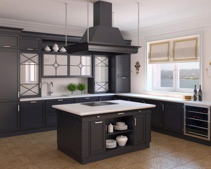 Beberapa Tips Untuk Merancang Open Kitchen di Rumah