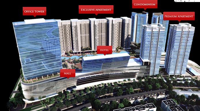 Agung Podomoro Menargetkan Penjualan Di Medan Sebanyak Rp 1,2 Triliun