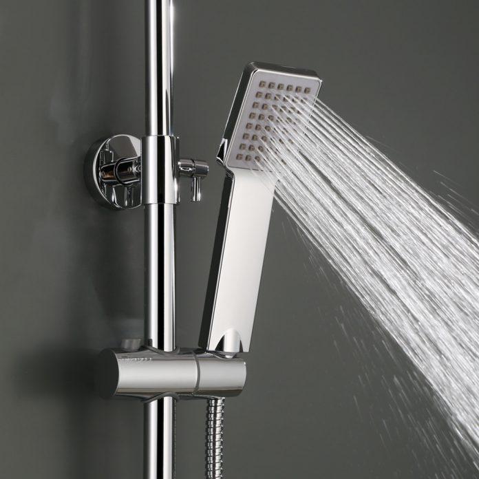 desain keran kamar mandi