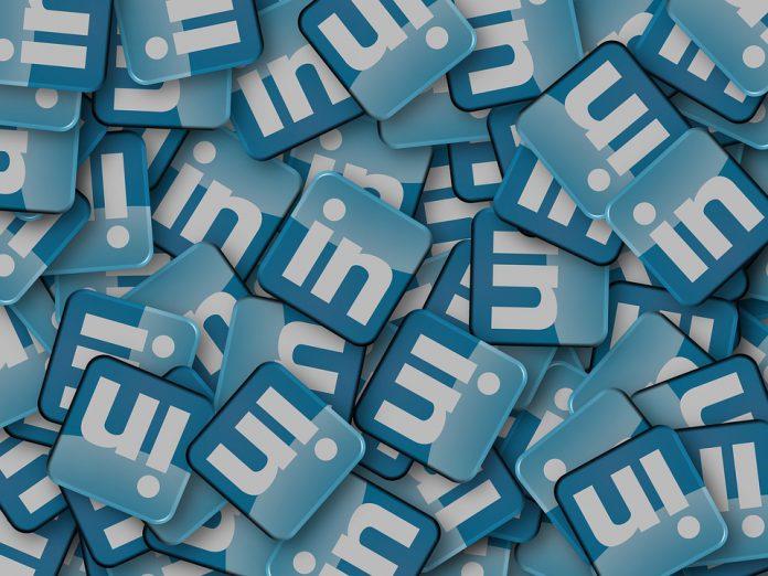 Penampakan Kantor LinkedIn di New York