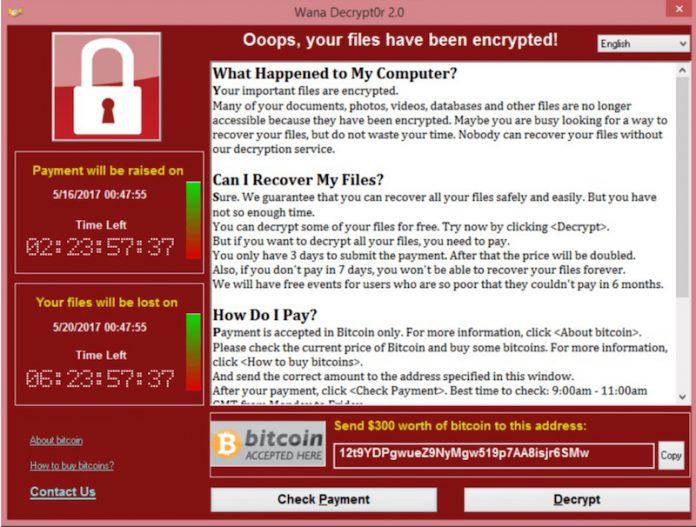 HATI-HATI! Virus Ransomware WannaCry Menyerang Komputer Melalui Jaringan!