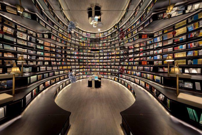 9 Perpustakaan Dengan Desain Interior Unik Di Dunia