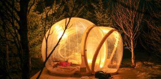 KEREN! Inilah Bubble Hotel Dengan Suasana Tidur Beratap Langit