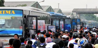 Berikut Ini Tips Nyaman Mudik Dengan Naik Bus