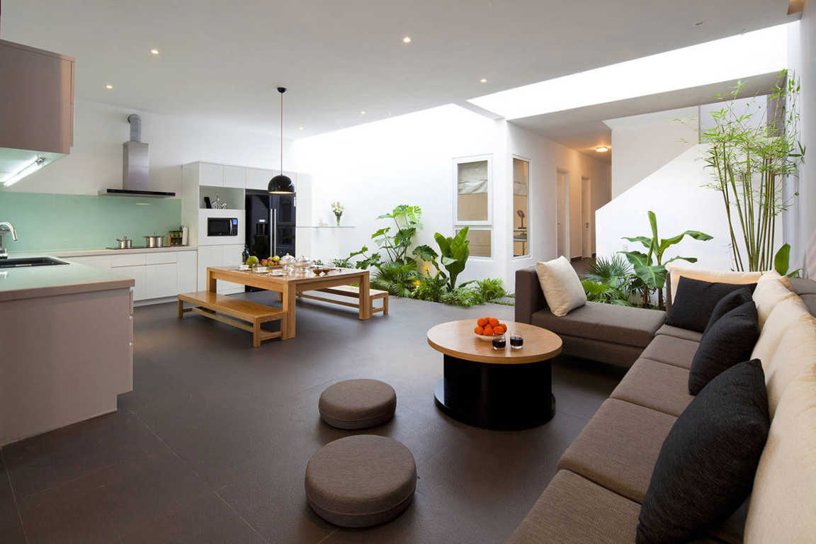 Beberapa Manfaat Tanaman Hias Di Dalam Rumah