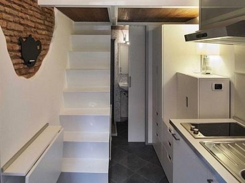 Inilah Rumah Paling Kecil Dan Unik Di Seluruh Dunia