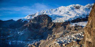 Inilah Kota Tertinggi di Dunia, La Rinconada