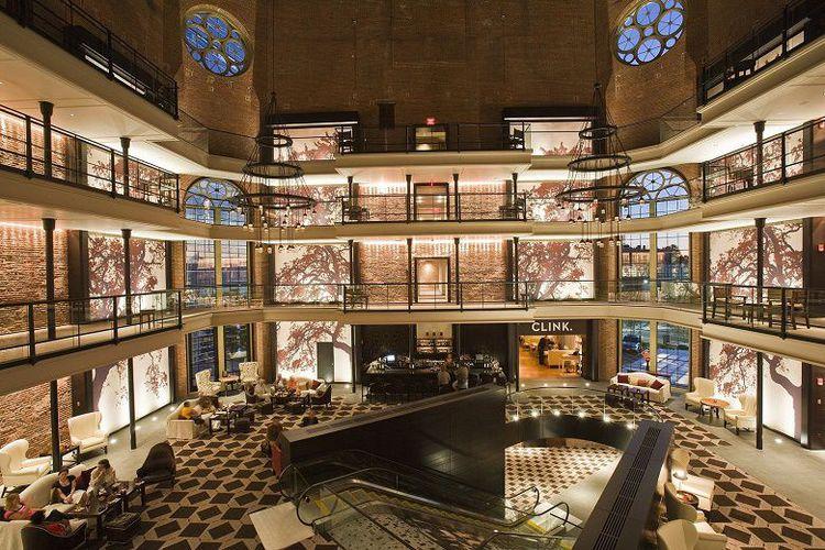 Bekas Penjara Yang Telah Berubah Menjadi Hotel Mewah