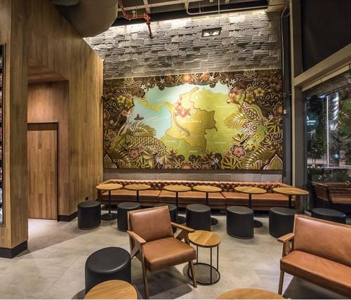 Ini 11 Gerai Starbucks Dengan Desain Unik Di Seluruh Dunia