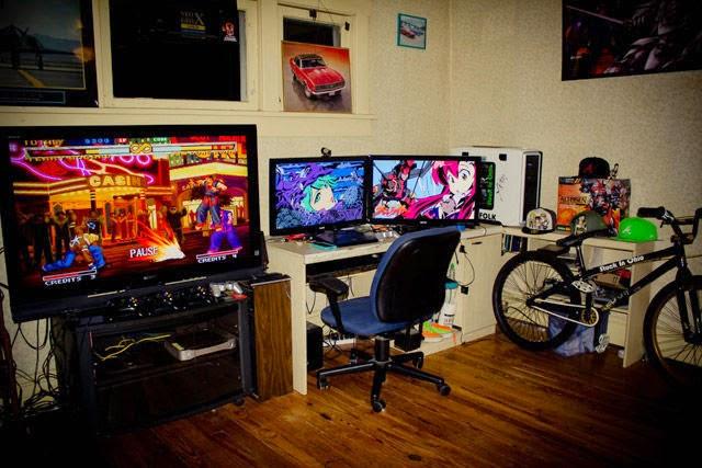 Desain Kamar Untuk Para Gamer Yang Dapat Buat Ngiler
