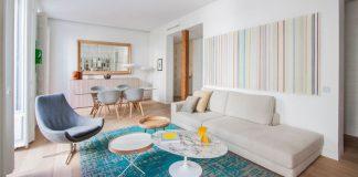 Ruangan Sempit Dengan Furnitur Simpel Untuk Desain Yang Lebih Stylish