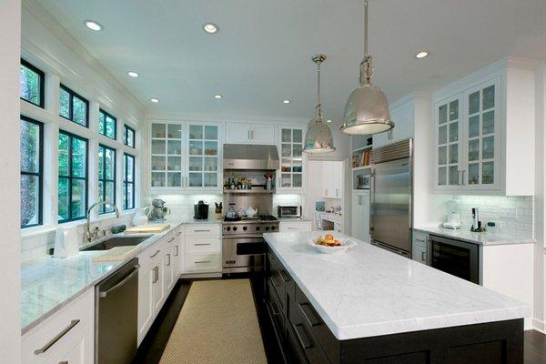 Desain Dapur Dengan Pattern