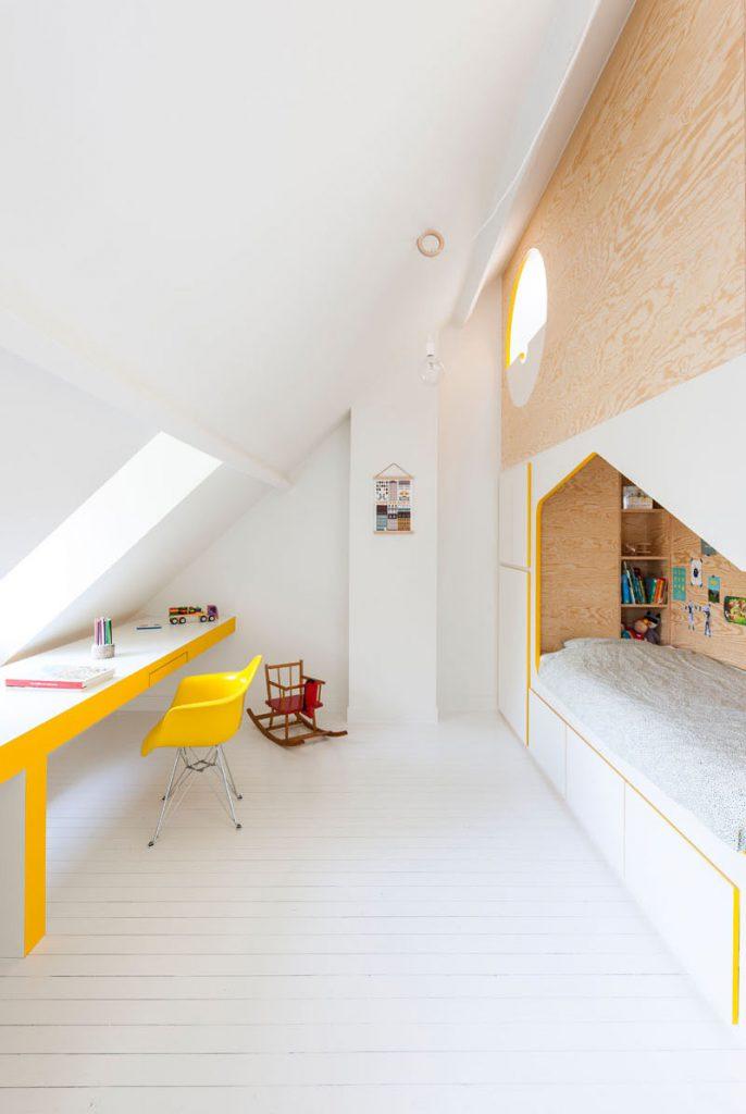 Desain Tempat Tidur Untuk si Kecil Yang Lengkap Dengan PlayGround