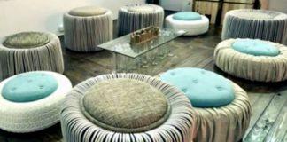 Ini 5 Ide Kreatif Dekorasi Ruang Tamu Dengan Barang Bekas