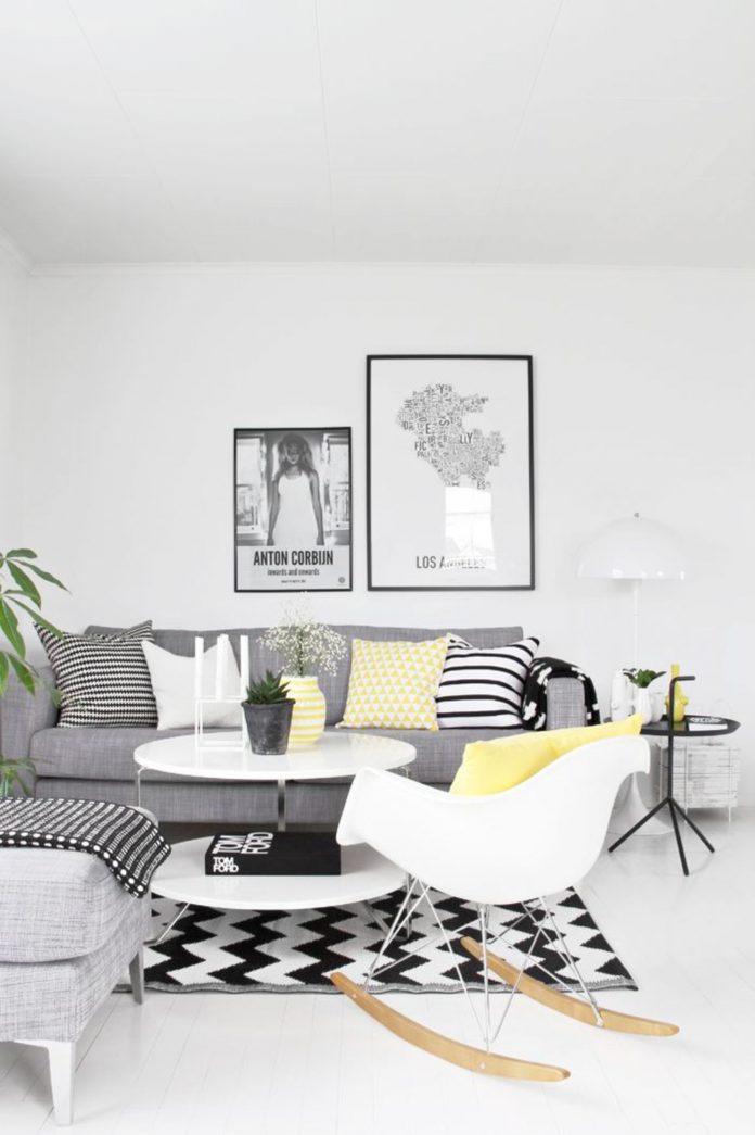 Inspirasikan Warna Cat Untuk Ruangan Tanpa Menggunakan Wallpaper