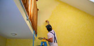 Dongkrak Harga Jual Rumah Anda Dengan Mengecat Dindingnya!