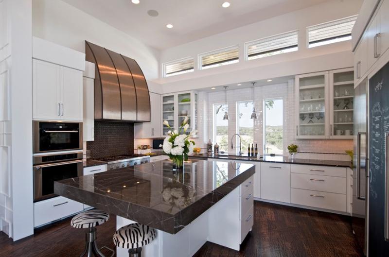 Beberapa Pilihan Material Untuk Meja Dapur
