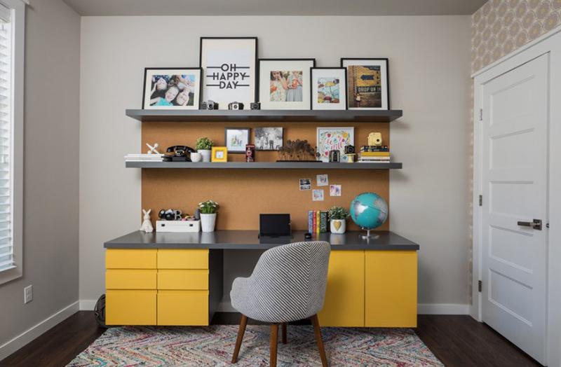 Beberapa Inspirasi Desain Ruang Kerja di Rumah