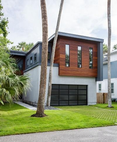 Rumah Kontemporer dan Interior Industrialis Menghasilkan Karya Yang Menakjubkan