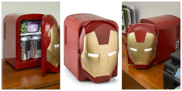 kulkas mini dengan desain unik