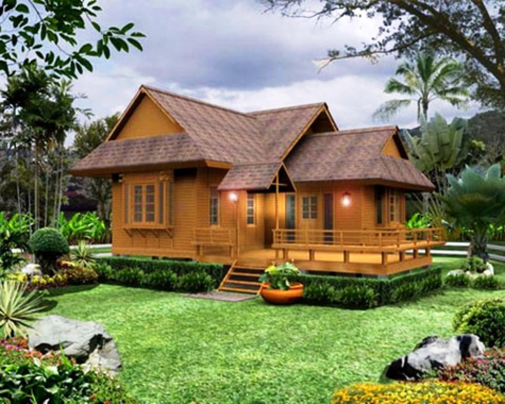 Membangun Rumah Dari Bahan Kayu?, Kenapa Tidak?