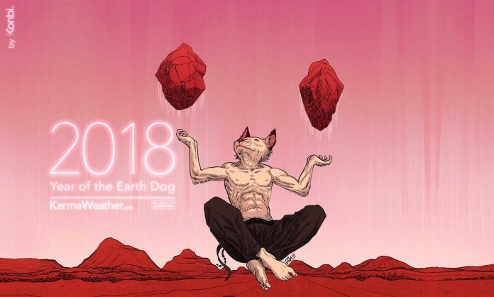 peruntungan tahun anjing bumi 2018