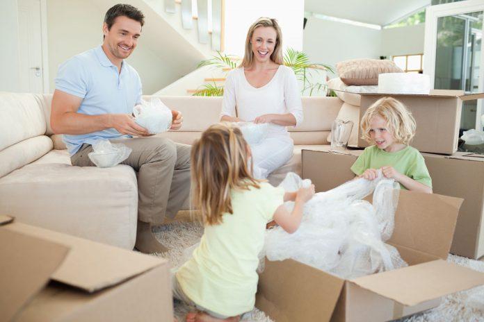 Perhatikan hal ini jika pindah kerumah baru