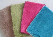 tips membersihkan keset dari berbagai bahan