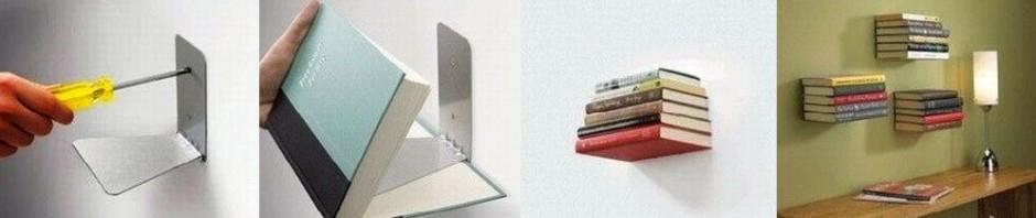 desain rak buku unik yang bisa anda buat sendiri dirumah
