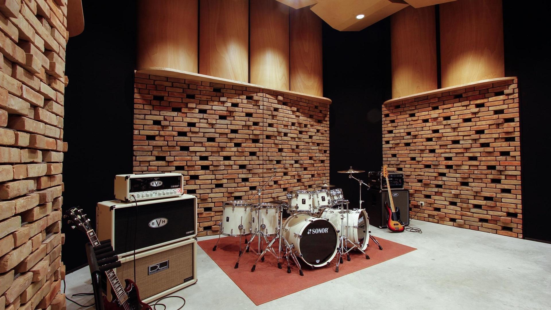 Vendor Ruang Studio Musik Bergaransi Free Kunjungan