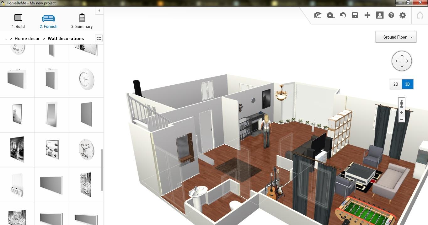 Cobalah rancang rumah impianmu dengan 5 aplikasi desain ini