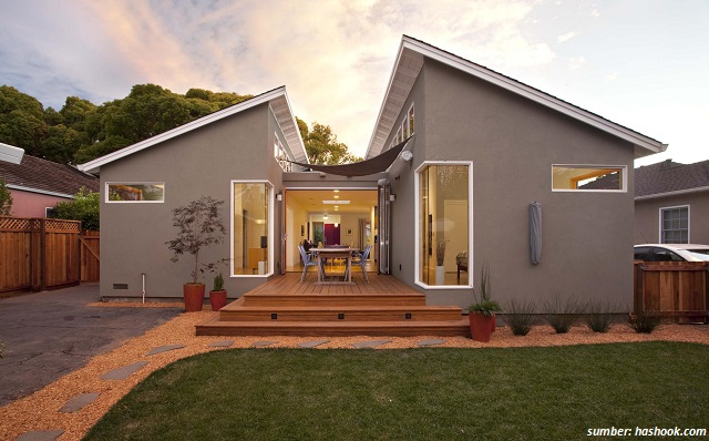 5 jenis dan desain atap rumah yang bisa dijadikan referensi untuk rumah anda