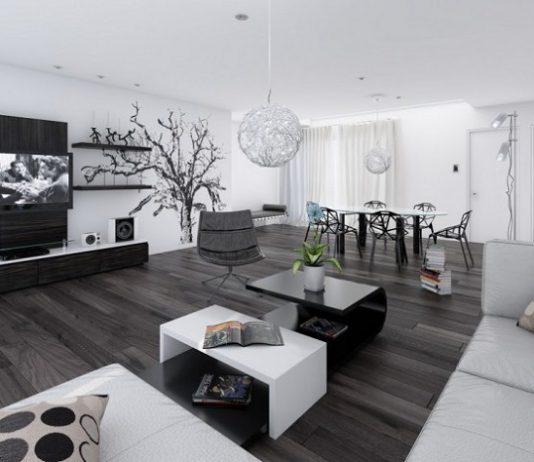 4 manfaat menggunakan warna monokrom sebagai desain rumah