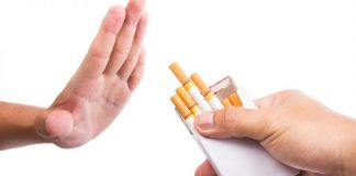 5 tips untuk berhenti merokok