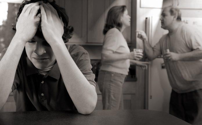 Keluarga yang tidak harmonis dapat mempengaruhi psikologis anak