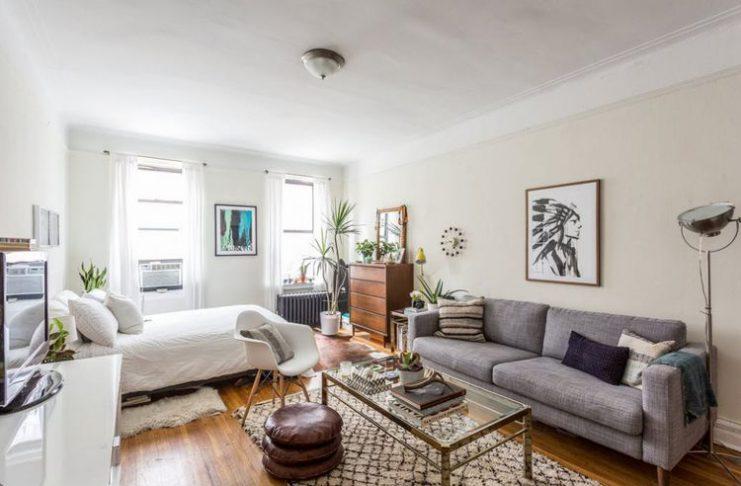 Begini nih Tips Mendekorasi Apartemen Studio Kamu!