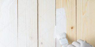 langkah langkah mengecat dinding berbahan papan atau kayu
